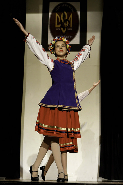 Verchovyna Ukrainian Dance Ensemble Melbourne